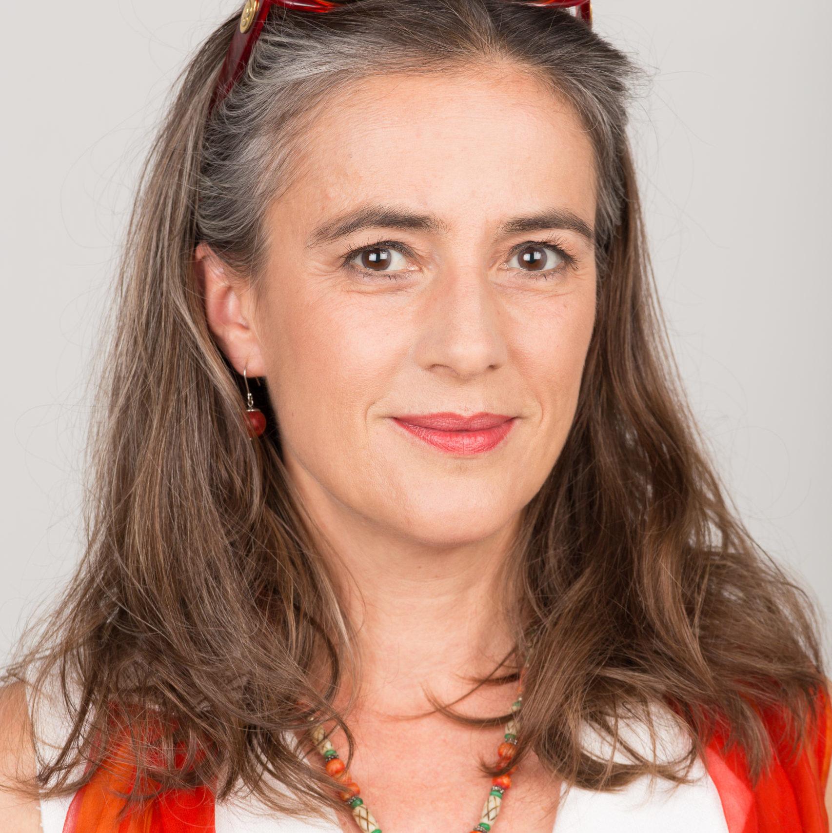Mercedes Echerer, österreichische Bühnen- und Filmschauspielerin sowie Radio- und Fernseh-Moderatorin