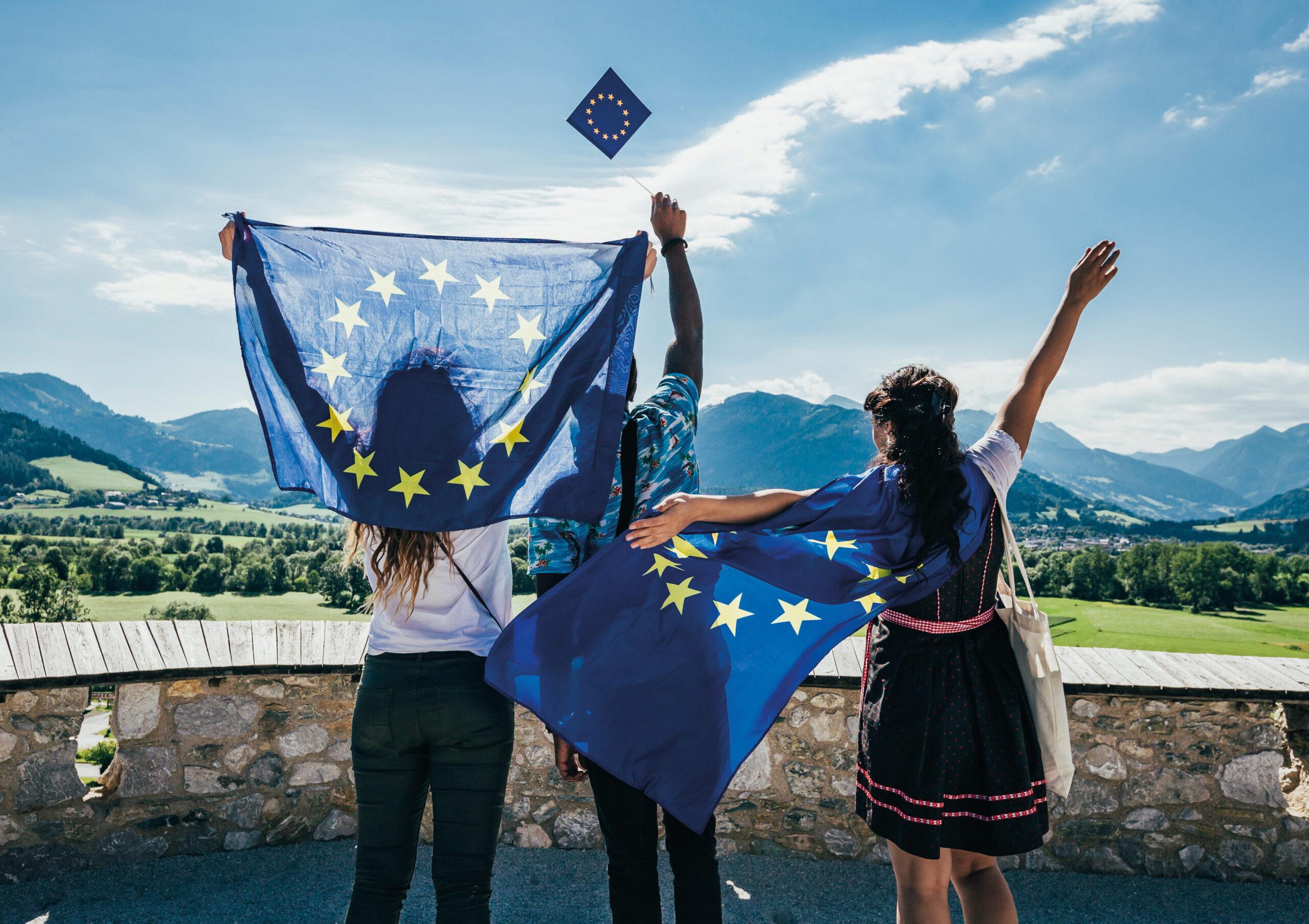 BGF_EU Fahne groß